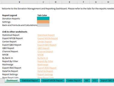 Excel & VBA