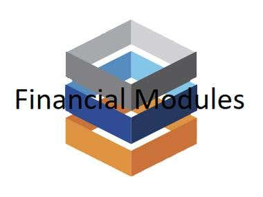 Financial Modules & Business Plans