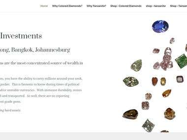 Website for raregeminvestments