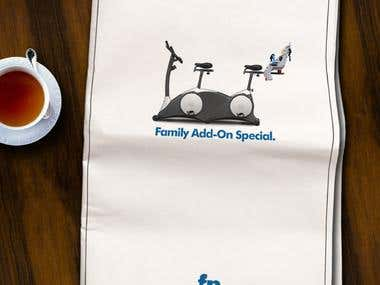Fitness Now Family Add-On