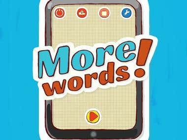 More Words! Word game