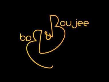 Bad Boujee logo