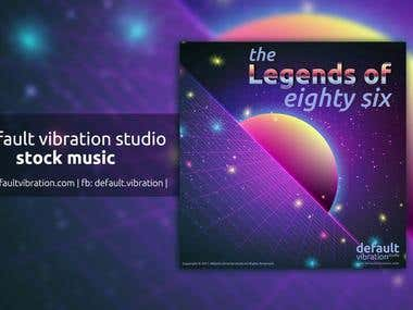 The Legends of Eighty Six | Stock Music