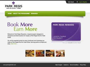 Park Regis Rewards