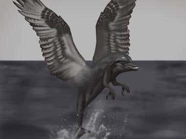 Osprey/Dolphin