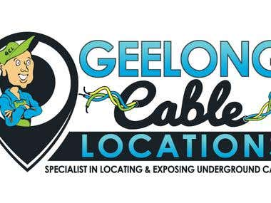 Coloring work for Geelong Cable Locations