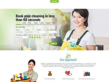 Well paid maids website