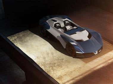 Chevrolet Monza SS