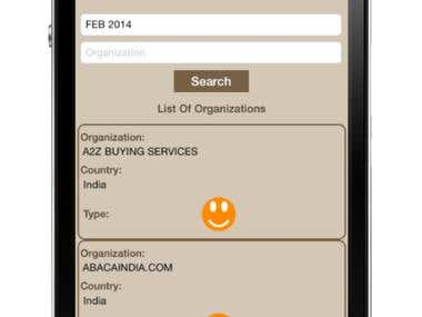 CRM App for Lead Management