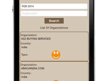 CRM App for Lead Management