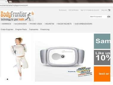 big commerce customization