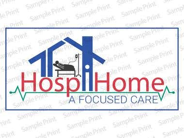 Logo Design For hospital