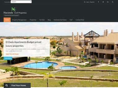 Hacienda Golf Properties