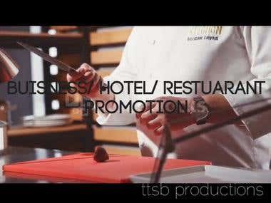 Restuarant/ Buisness Promotion Style