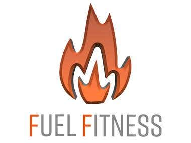Logo Design - Fuel Fitness