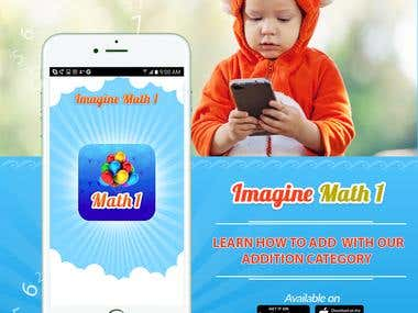 Imagine Math - Social Media Promotion