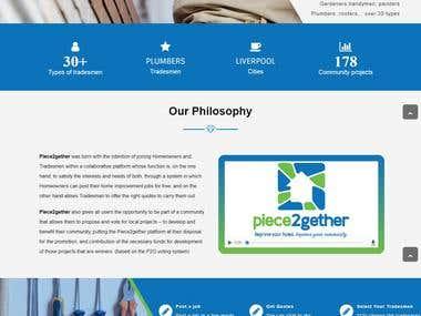 Market Place Website