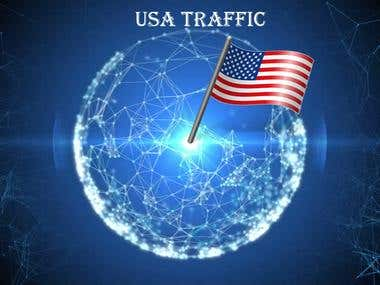 Promote Your Ecommerce Or Website With USA Traffic