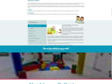 Website Colegio Little Kids