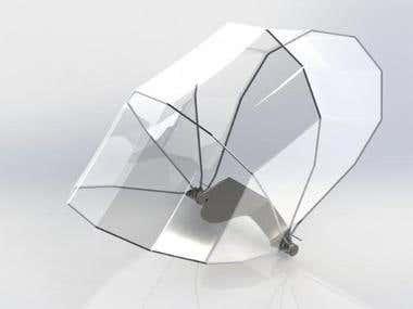 Senior Design - Bella Umbrella