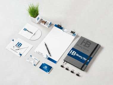 Binary Home Branding