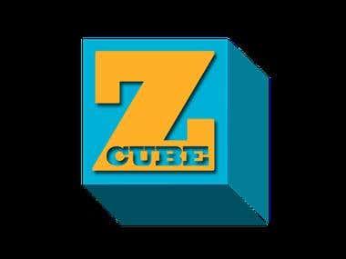 Logo design for ZCube