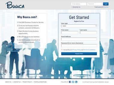 Bucca - Social Media