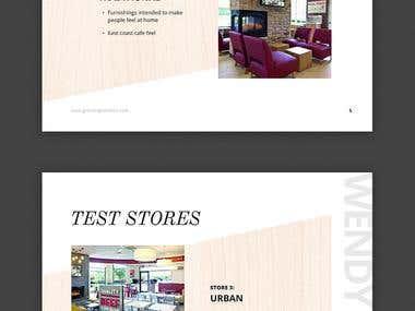 Bar Furniture Brochure