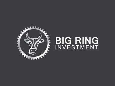 BIG RING INVESTMENT (Contest logo)