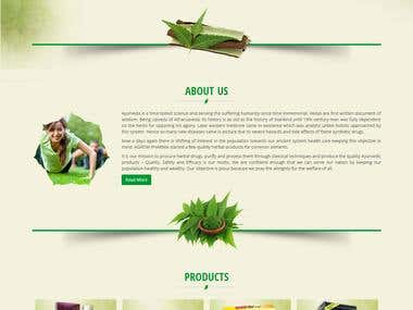 Medical Products Website