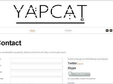Yapcat Design