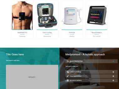 Medical Devices Website