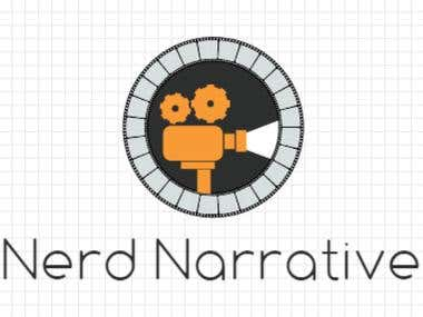 Nerd Narrative Youtube Logo