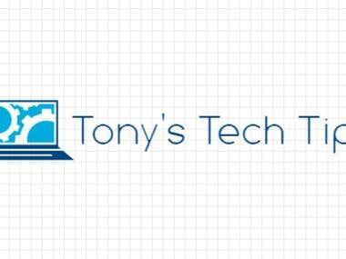 Tony's Tech Tips Youtube Channel Logo