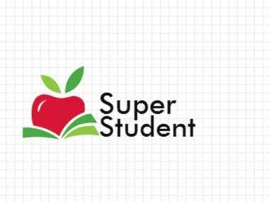 SuperStudent.com New Graphic Logo