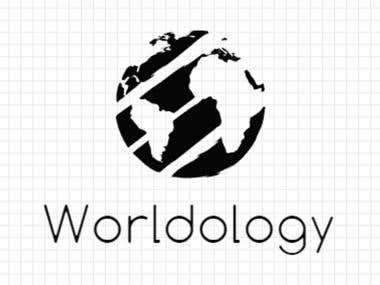 Worldology Book Logo