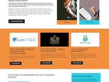 Biznessminded Website