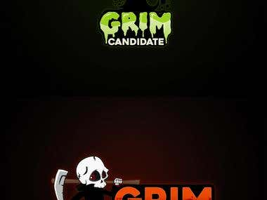 Grim Candidate LOGO