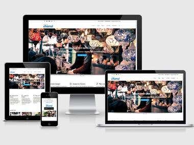 Chorui - Multipurpose Responsive WP Theme