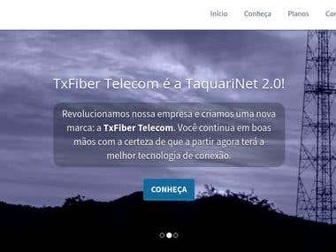 Tx Fiber - Ruby on Rails