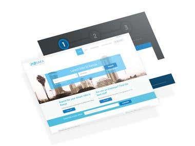 Jobsaka / Web Design and Development