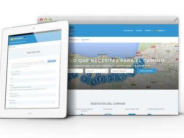 Infoperegrino / Web Design and Development
