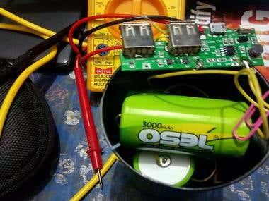 Building Power bank using cheap batterys