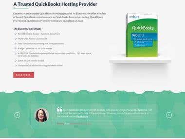 Hosting Website