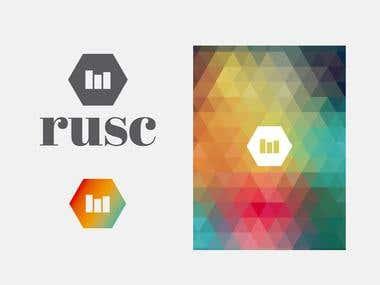 Rusc Logotype design