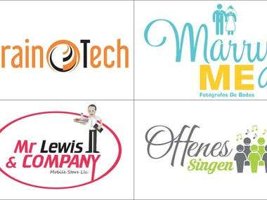 LOGO WORKS BY US, CLICK AND SEE MORE