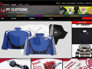 Py-clothing