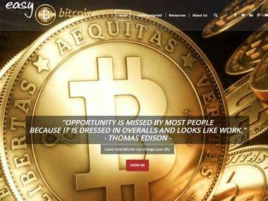 Website Easy Bitcoin