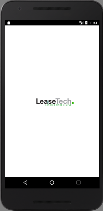 IONIC For LeaseTech
