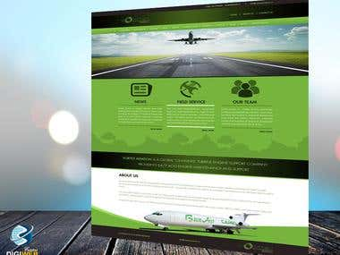 Vortex Aviation (wordpress)